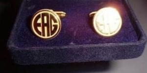 The E-AG Cufflinks